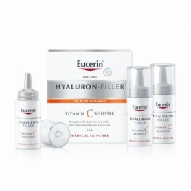 Eucerin hyaluron-filler vitamin c booster 8 ml x 3 u