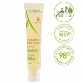 A-derma epitheliale ah duo massage gel 40 ml