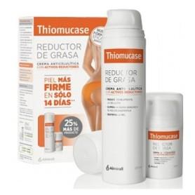 Thiomucase reductor de grasa pack 200ml + 50ml regalo