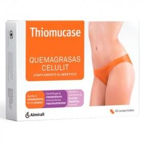 Thiomucase celulit 60 comprimidos