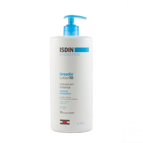 Isdin hydration ureadin lotion 10 1 envase 750 ml
