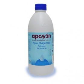 Agua oxigenada aposan 4,9% 1 frasco 500 ml