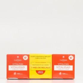Rene furterer pack vitalfan vitalidad 90 capsulas