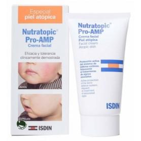 Isdin nutratopic pro-amp crema facial protectora 1 envase 50 ml