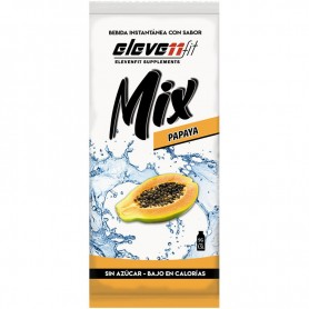 Mix papaya bebida instantanea con sabor