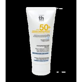 Th sun fotoprotector facial spf 50+