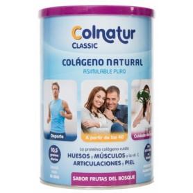 Colnatur classic polvo 315 g frutas del bosque