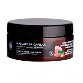 Th mascarilla capilar aceite de camelia y macadamia