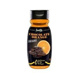Sirope chocolate orange servivita