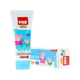 Phb petit gel dentifrico infantil 75 ml peppa