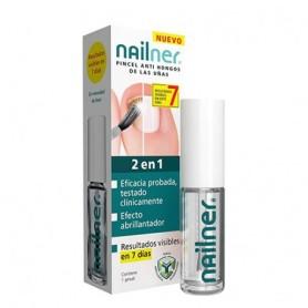 Nailner pincel anti hongos