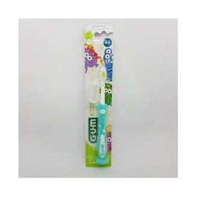 Cepillo dental kids gum 901 monstruos