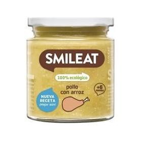Smileat potito pollo y arroz 230g