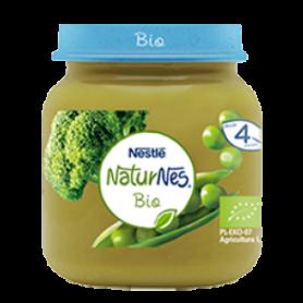 Nestle naturnes bio guisantes y brocoli