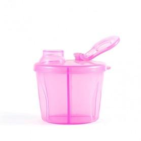 Dispensador de leche en polvo dr brown rosa