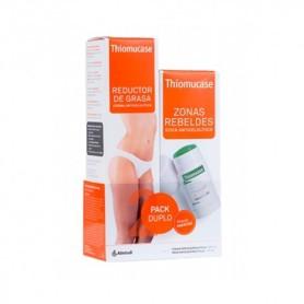 Thiomucase pack reductor crema + stick anticelulítico