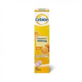 Cebion vitamina c 1000 mg 20 comprimidos