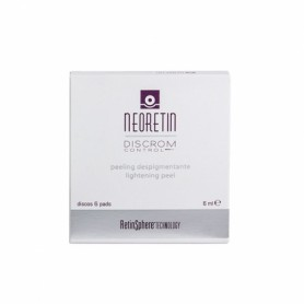 Neoretin discrom peeling despigmentante 6 discos