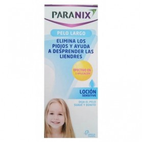 Paranix pelo largo locion sensistive 150 ml