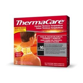 Thermacare cuello hombros y muñecas 2 parches termicos