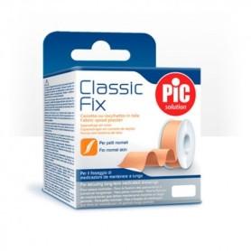 Pic solution classic fix esparadrapo 2.5cmx5m