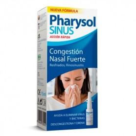 Pharysol sinus congestión nasal fuerte 15ml