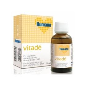Humana vitadé vitamina d3 15ml