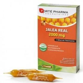 Forte jalea real bio 2000 mg 20 ampollas