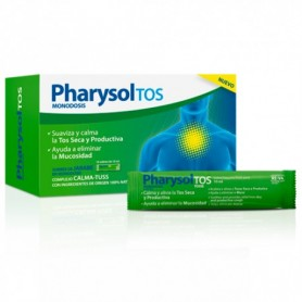 Pharysoltos monodosis 16 sticks  x 10ml